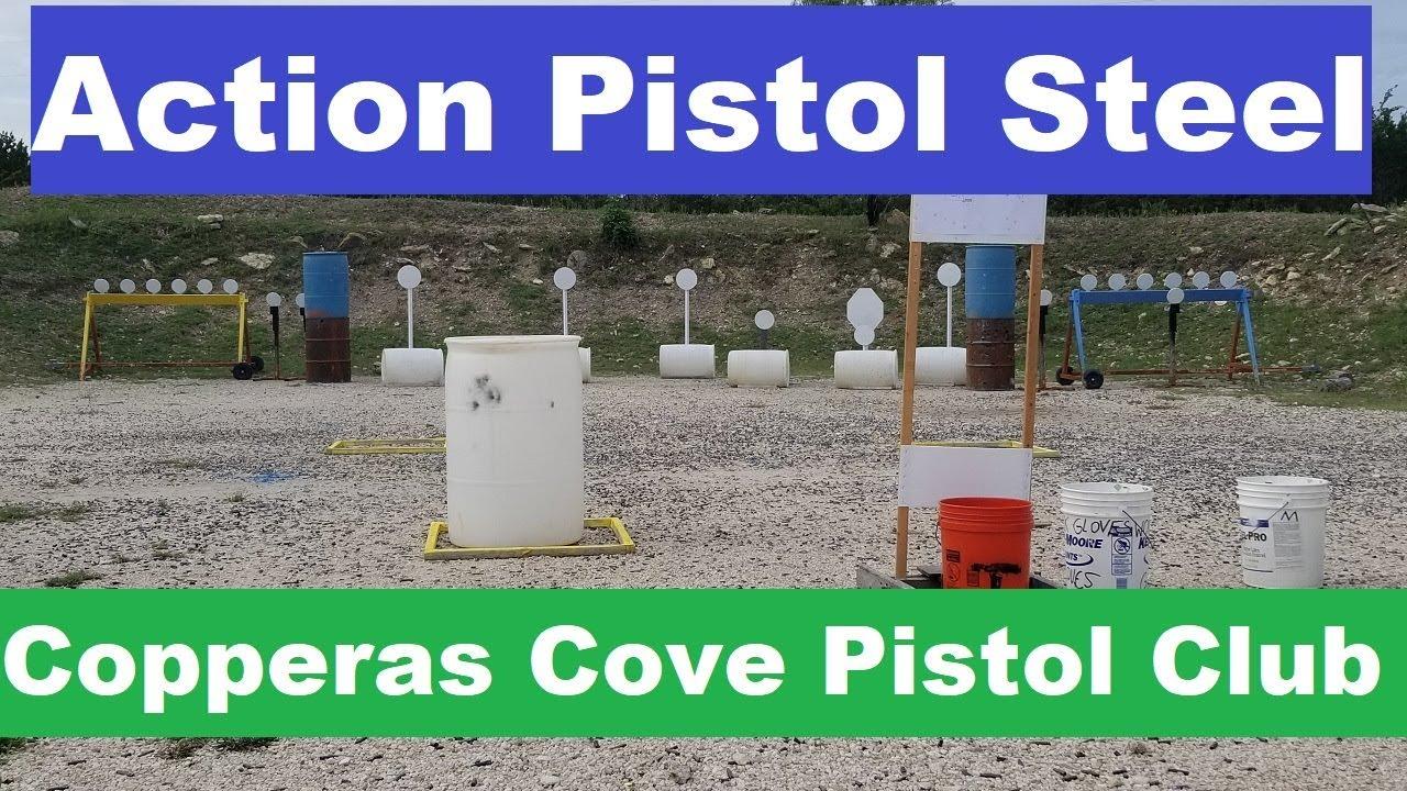 Glock 22 Gen 3 Action Pistol Steel @ CCPC Jun 2019