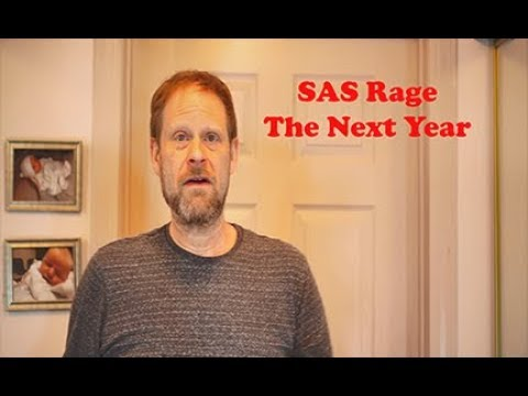 Sas Rage bow after a year