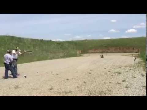 May 23 3 gun match at Big Springs Rod