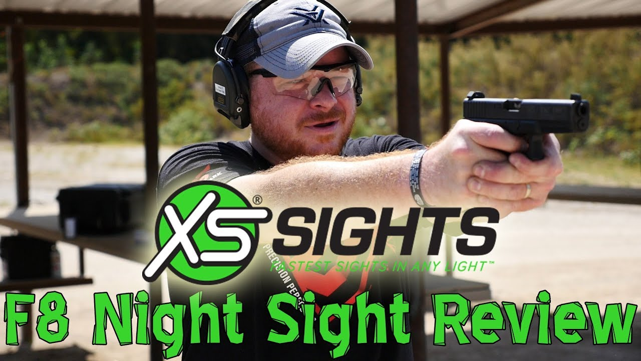 XS Sight F8 Review