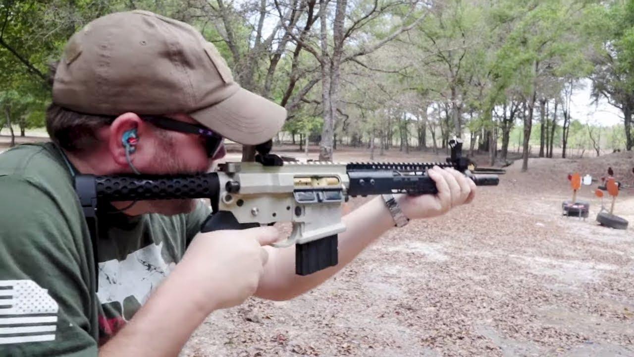 Ridiculous 450 Bushmaster