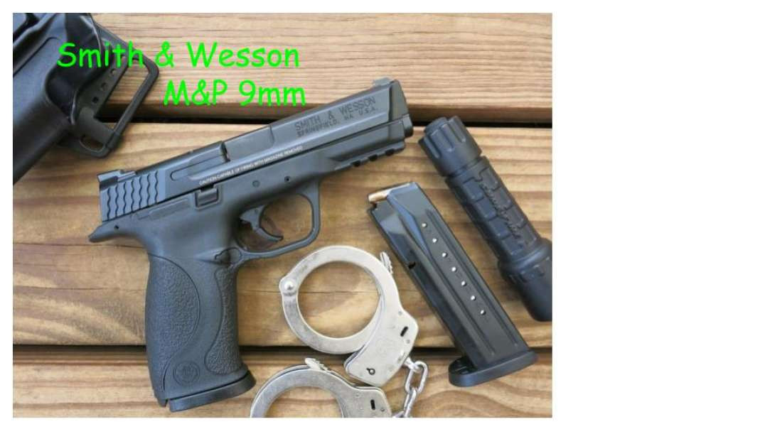 Smith & Wesson M&P 1.0 9mm