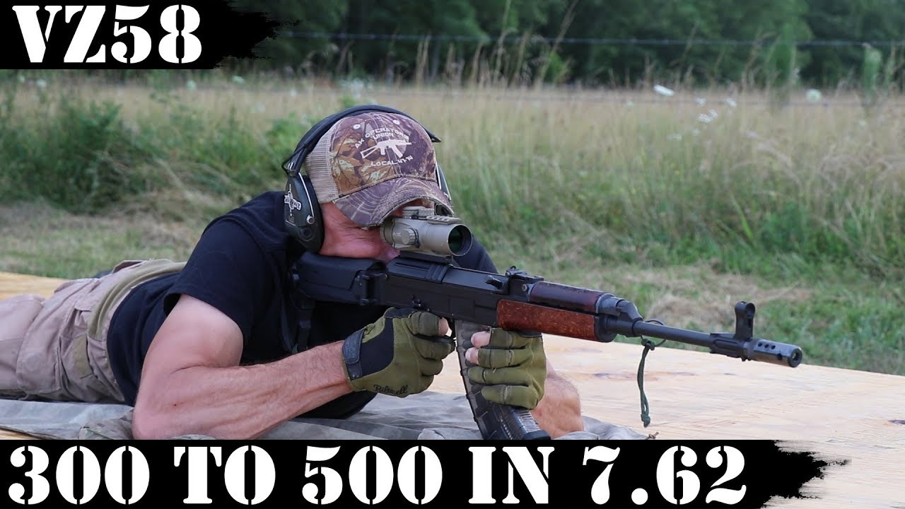 VZ58 from 300 to 500!