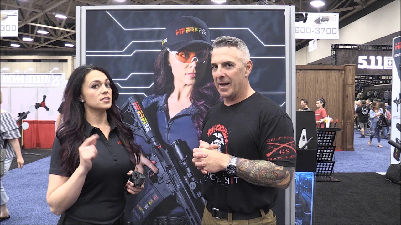 NRA 2018 Hiperfire Booth