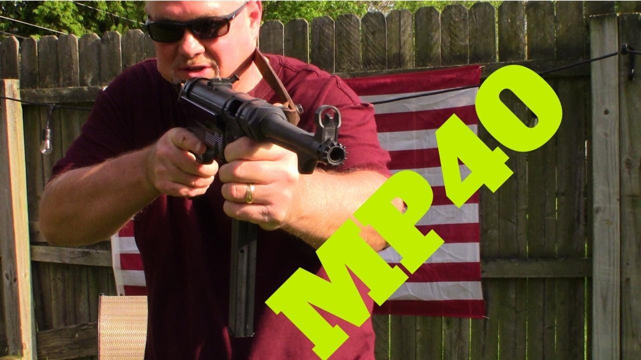 Analysis and Review of the MP40 ATI GSG 9mm.
