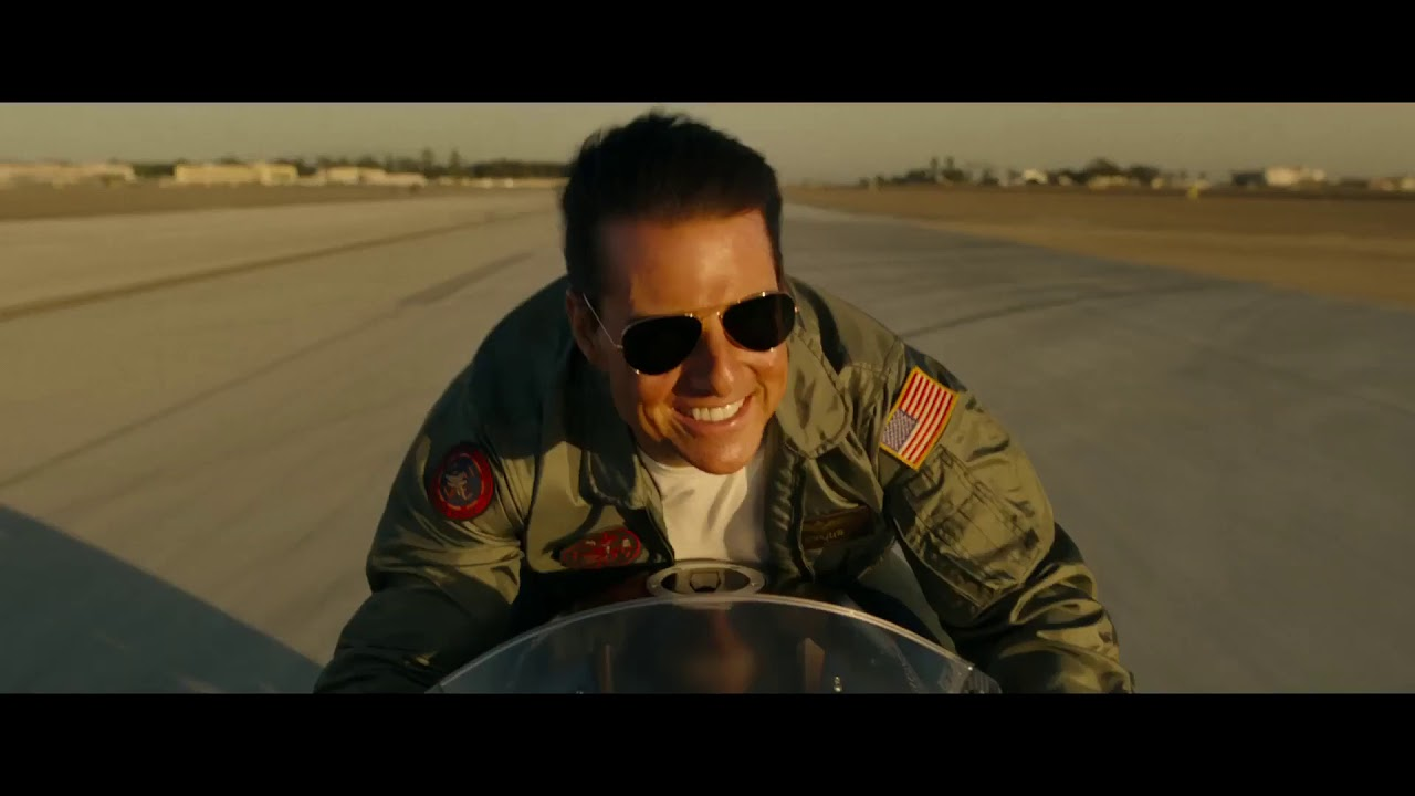 Top Gun Maverick Official Trailer 2020:  Paramount Pictures