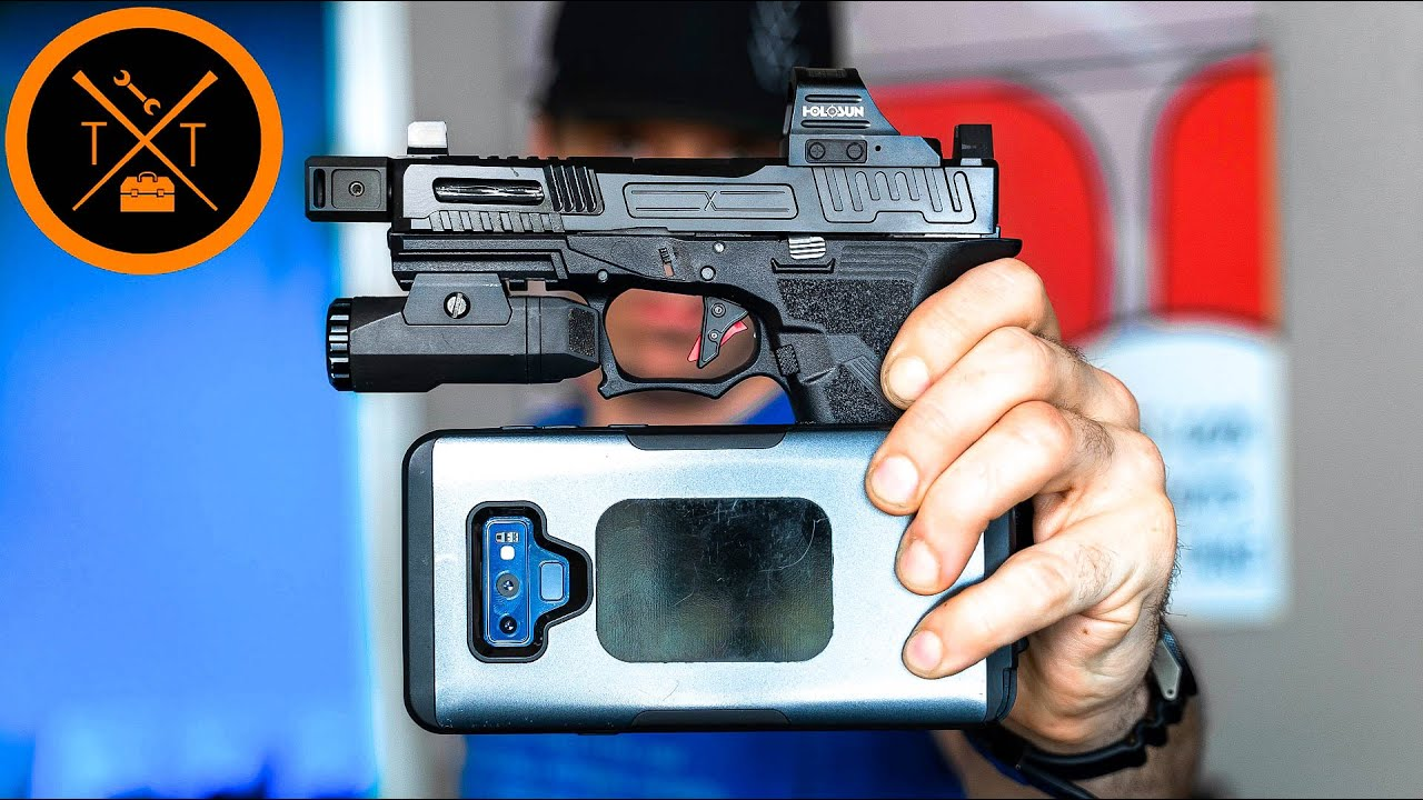 HOW-TO make $15,138.63 with a GLOCK 19 & a Smartphone.....