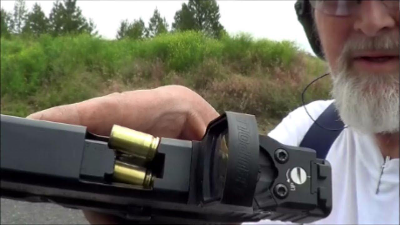 Glock Malfunction - Part 1 - Short Version