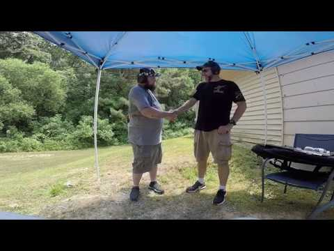 A Grest at Silverback's Shooting Range