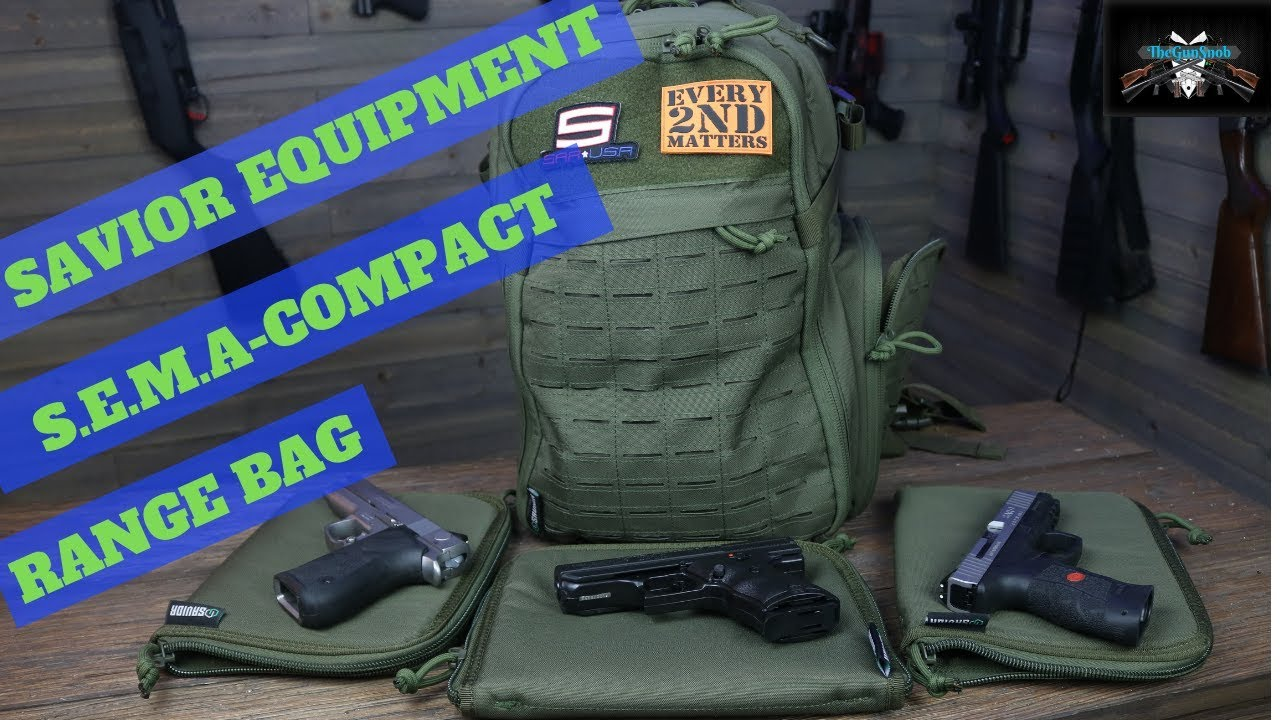 Savior Equipment Compact S.E.M.A Backpack