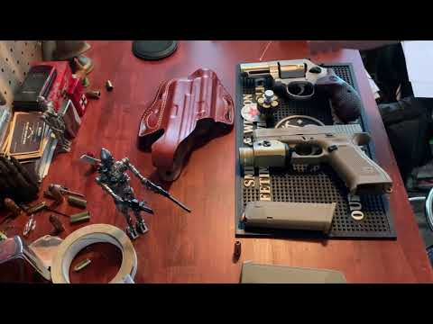 The results Part 2 help me decide power vs capacity glock 19 X versus Smith and Wesson model 69