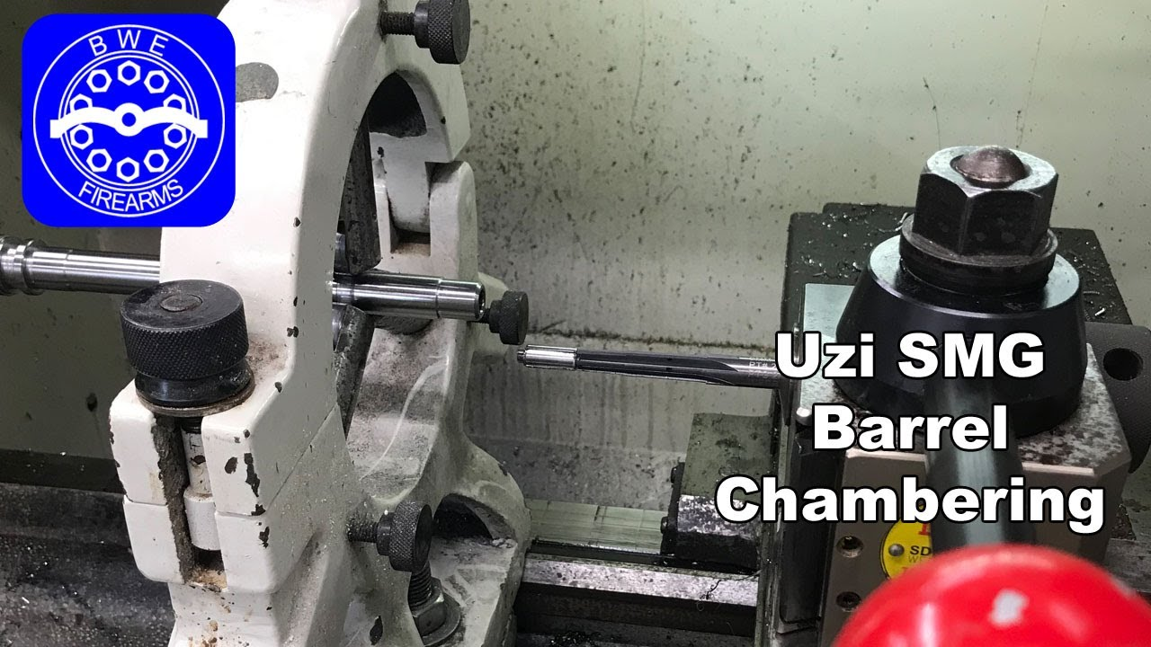Chambering an Uzi Barrel