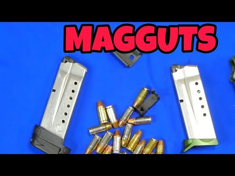 MAGGUTS: WHAT EVERY SHIELD OWNER NEEDS
