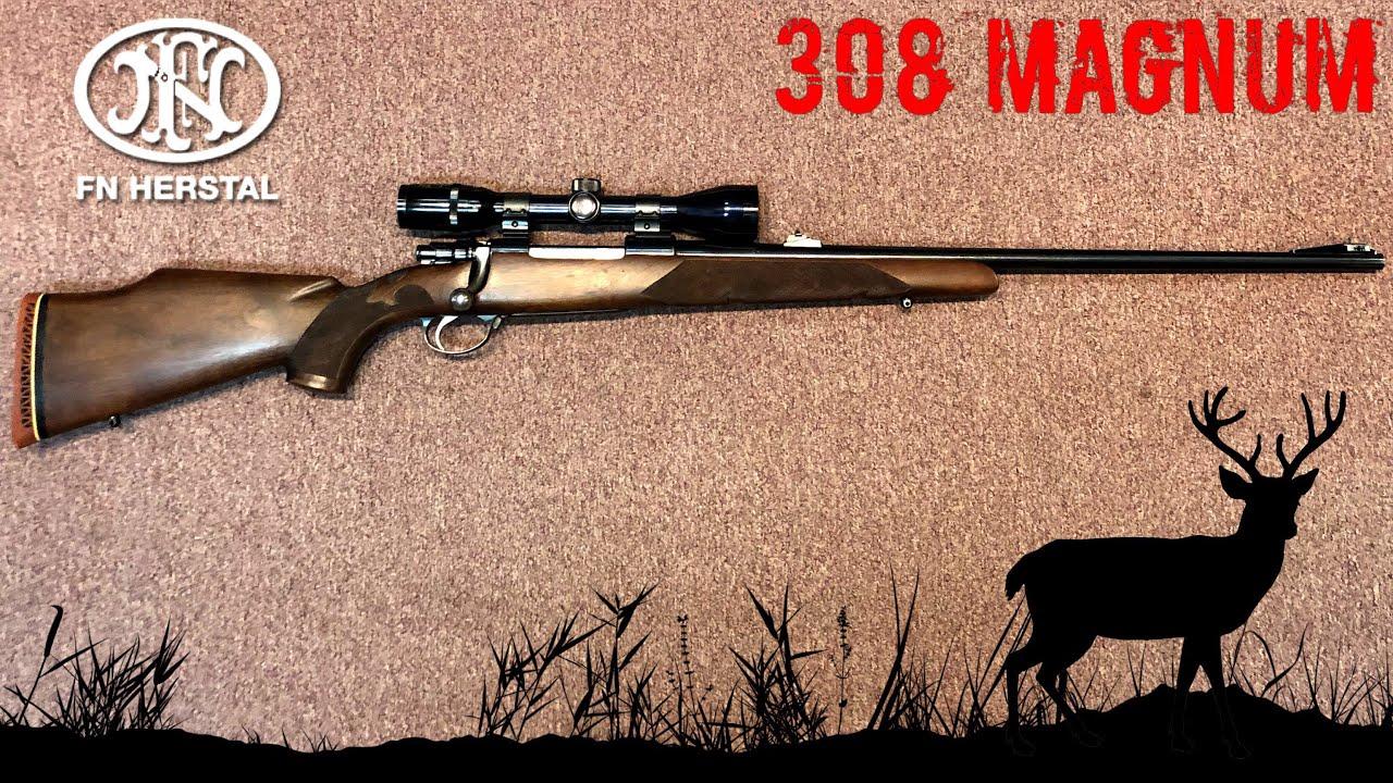 FN M98 Hunting Rifle