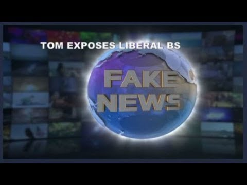 Tom Exposes Liberal BS is Locked & Loaded