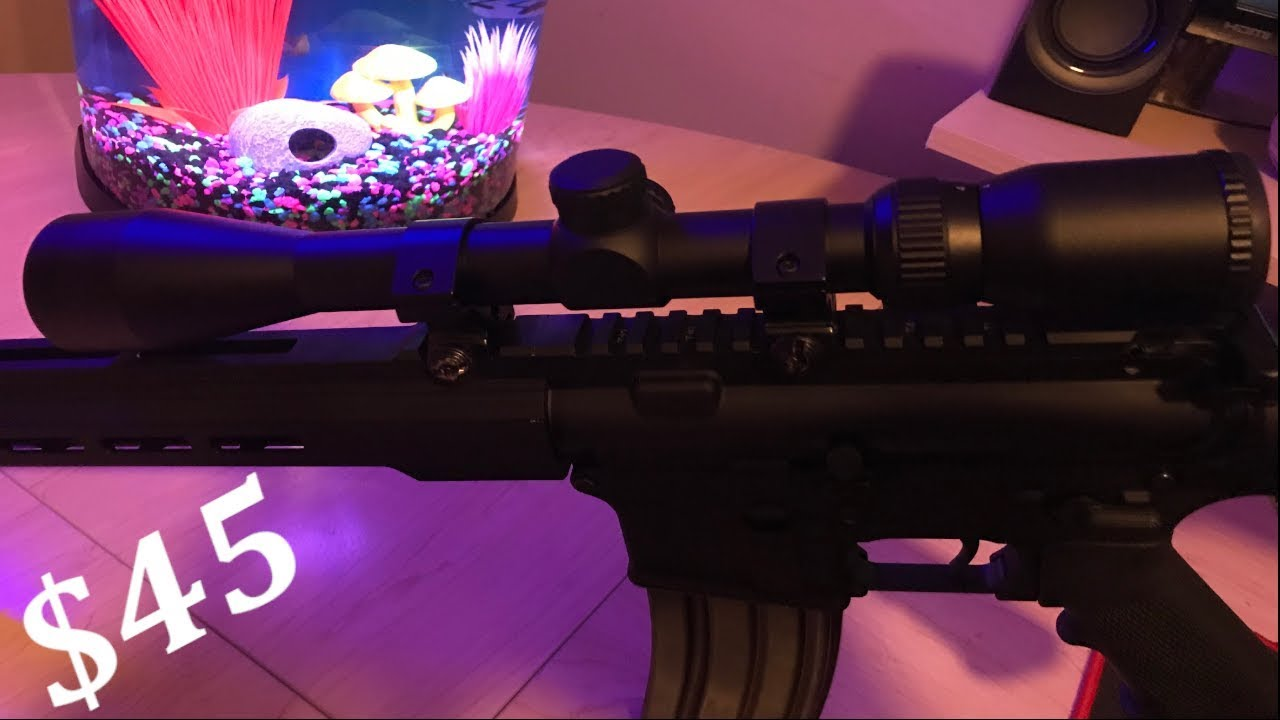 Pinty Pro 4x12 Scope Review