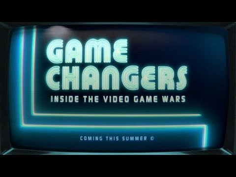 Game Changers Inside the Video Game Wars - 2019 Movie Reviews