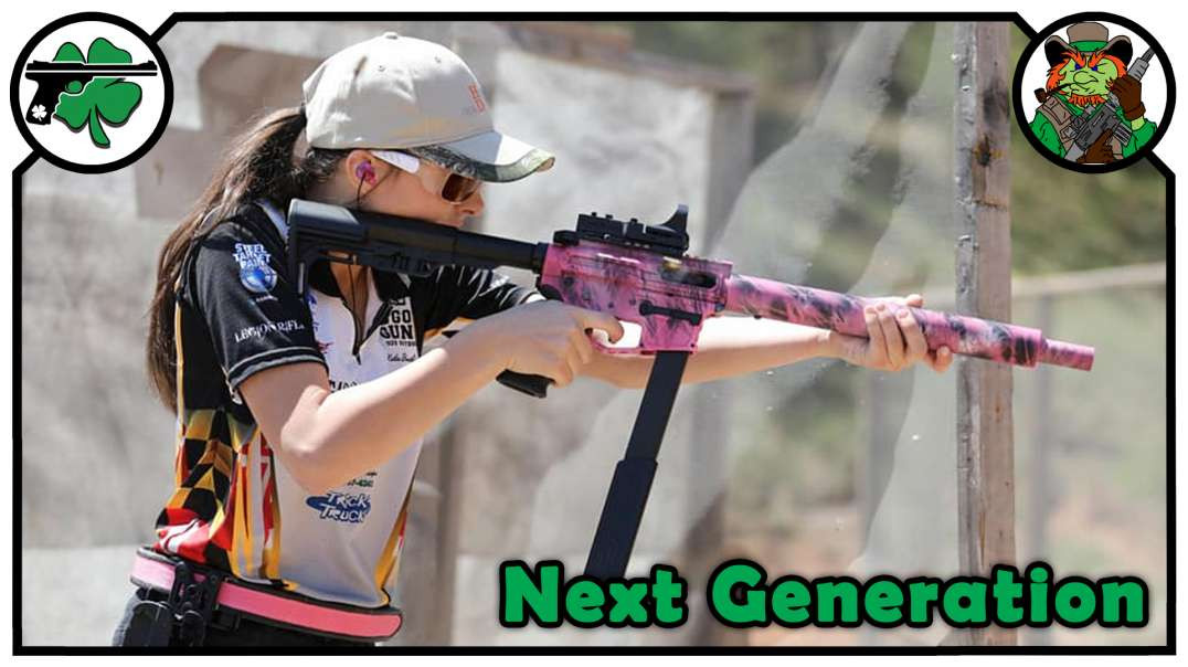 Kaitlin Benthin Youth Shooting Sports Champion - Next Generation Podcast