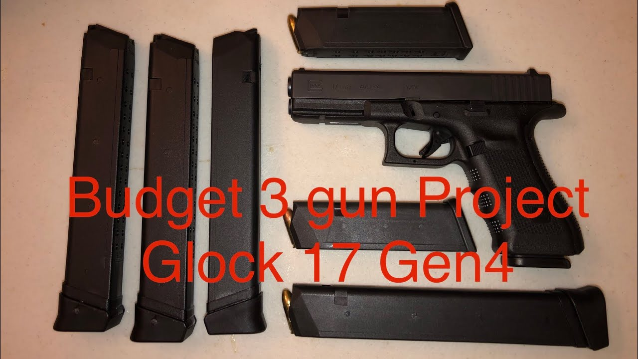 Glock 17 mods & upgrades (part 6) magwell