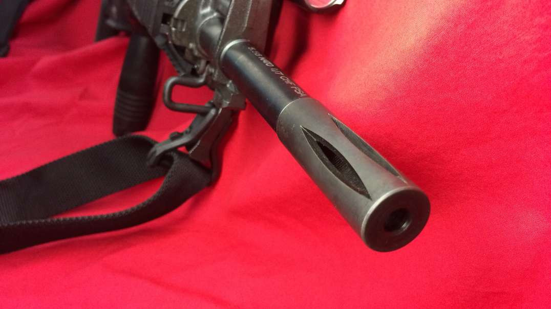Accurizing, cutting, pinning, and welding your AR-15 rifle