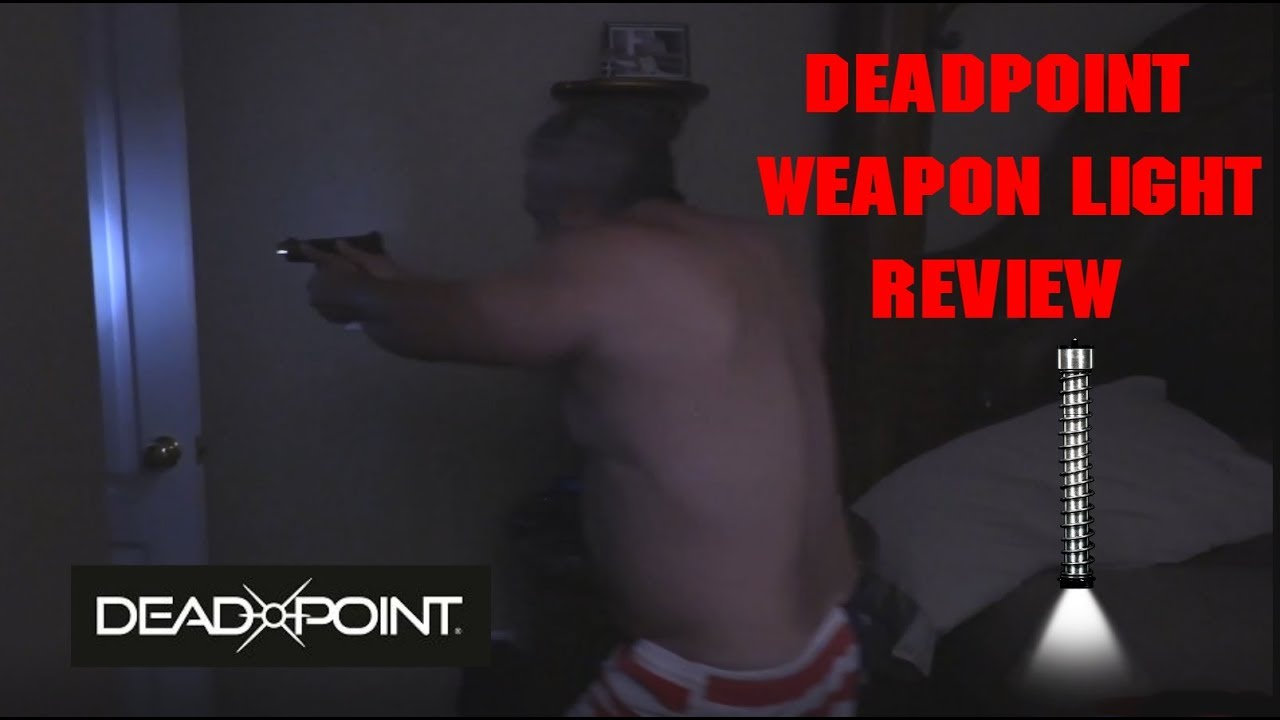 DeadPoint Weapon Lights