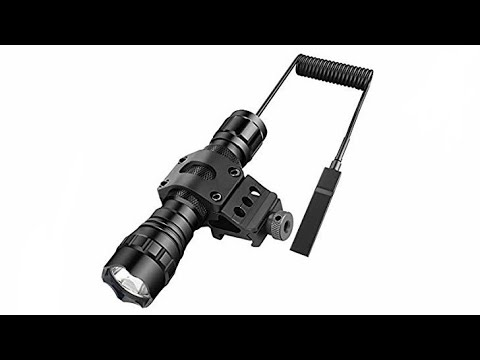 Fyland Tactical Flashlight, 1200 Lumens LED Flashlight