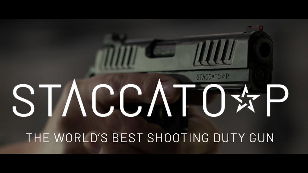 STI Staccato P The Ultimate Duty Pistol
