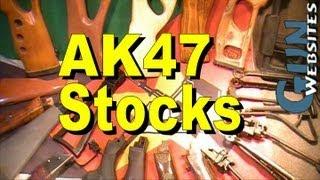 AK47 Stocks; Kalashnikov Parts