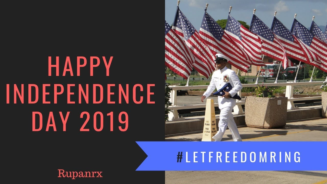 #LetFreedomRing Happy Independence Day