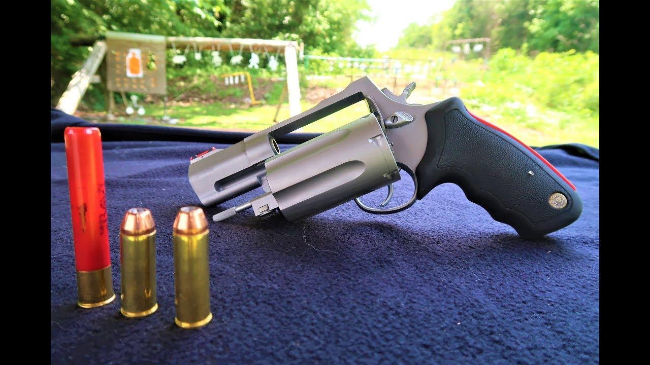 Taurus Raging Judge Magnum Snub Nose - Model 513