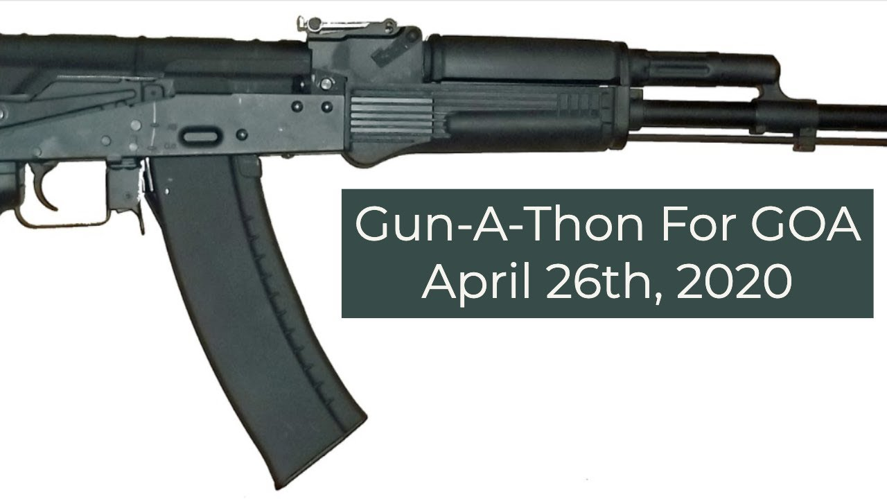 Announcing the Gun-A-Thon for Gun Owners of America