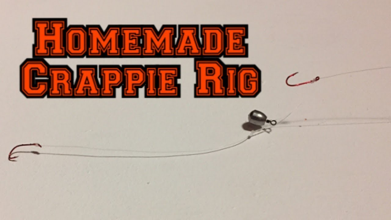 How to make a Crappie Rig - Tip Tuesday with Todd the Gun Guy