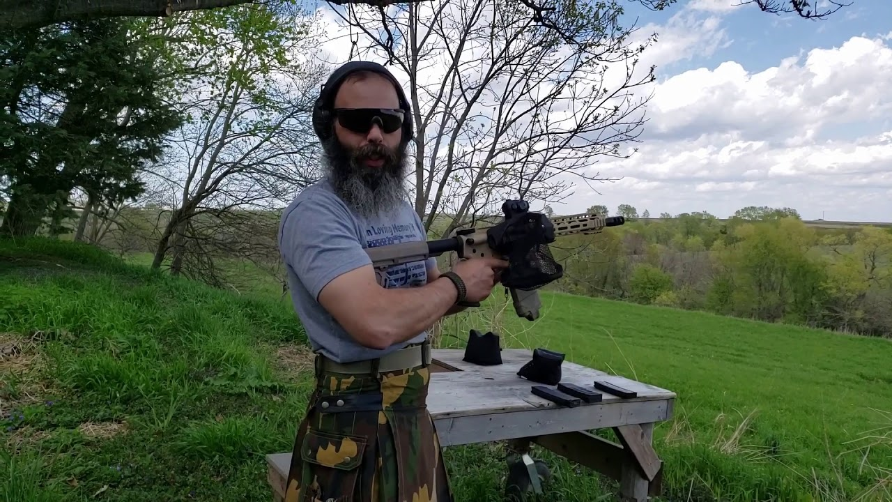 May Campout, 2019 & Range Time