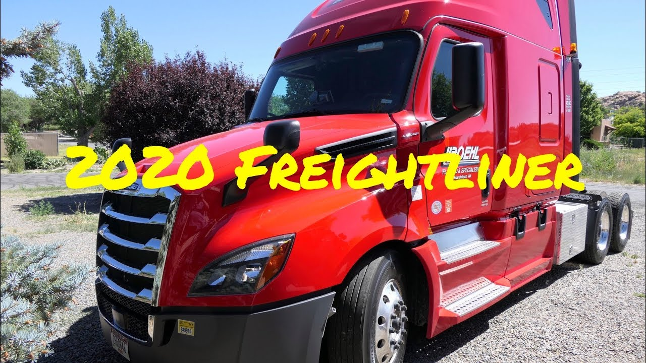 2020 Freightliner - Awesome Semi!