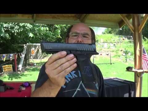 Pistol Shooting Drills Part 1 Accuracy