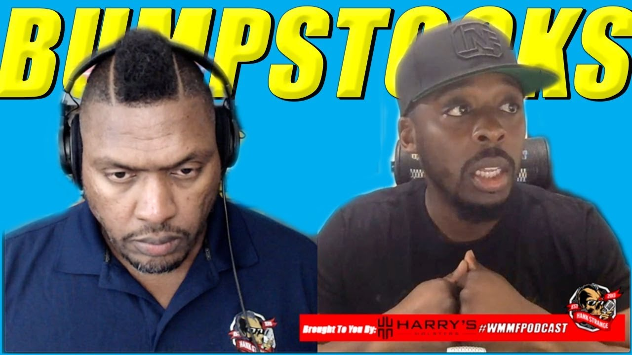 Colion Noir I've Made Blatant Statements On Bump Stocks!