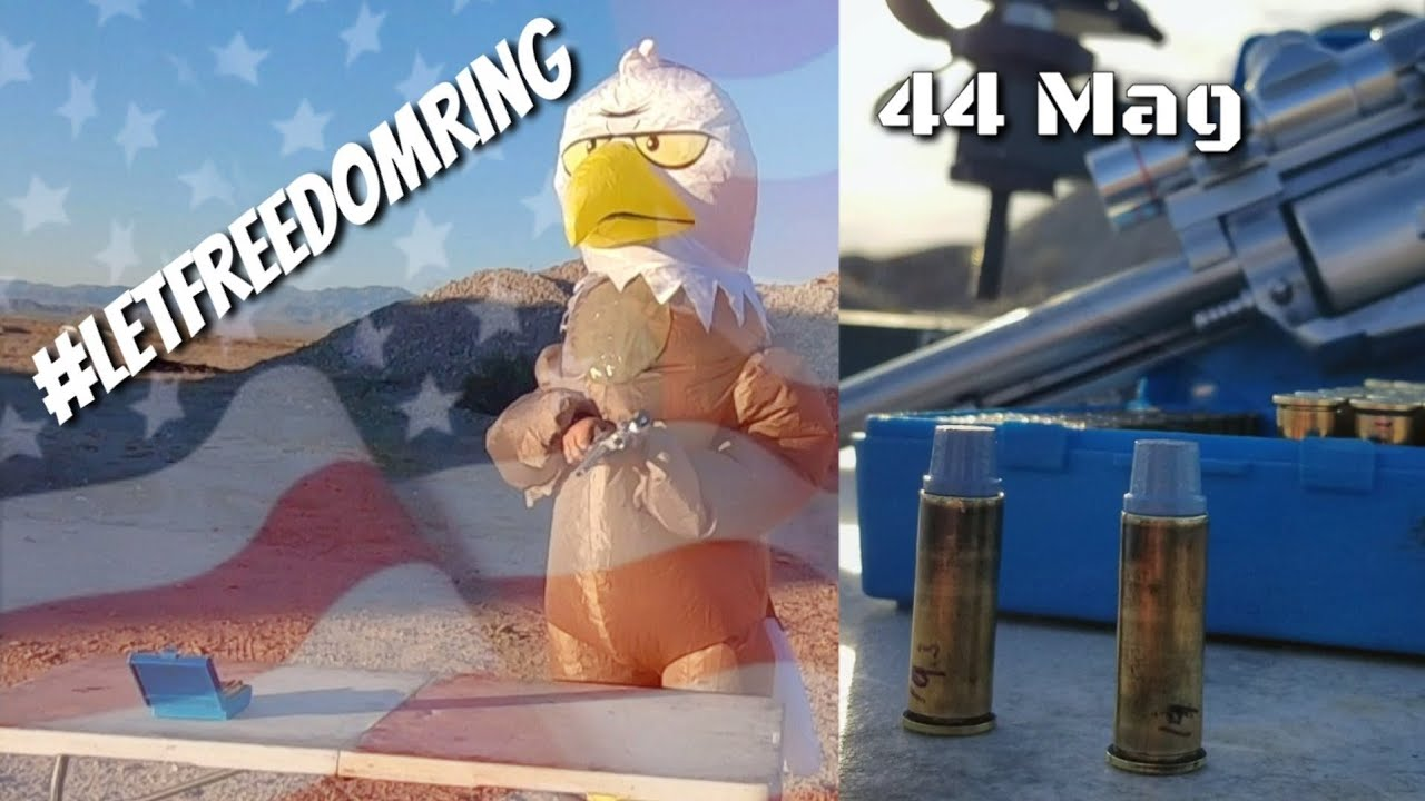 #letfreedomring - .44 Mag! 💥💥‼ 2A 'Merica!!