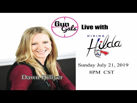 Live with Dawn Hillyer of Hiding Hilda LLC