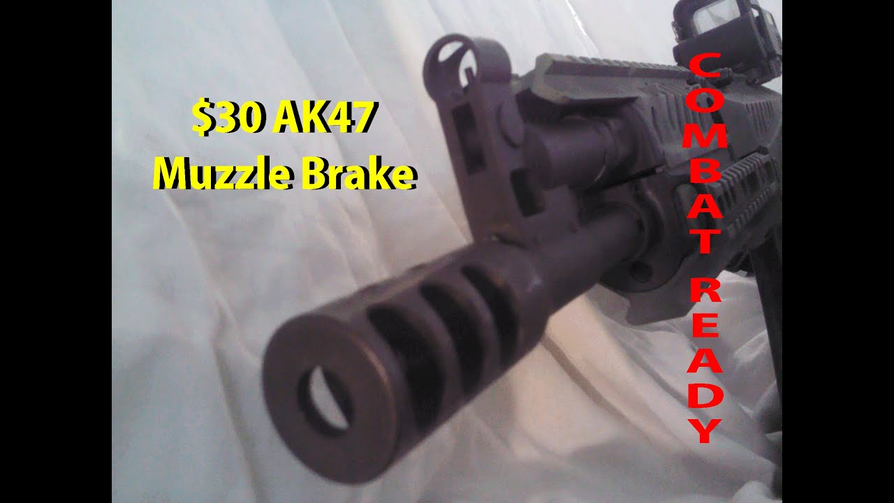 Best BANG for your buck muzzle brake!!!