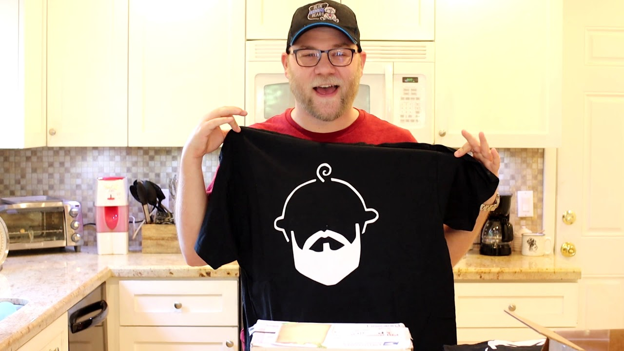 Shirts- Gift from a Subscriber