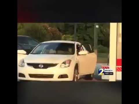 Gas Station Machete Attack in Austell, Georgia