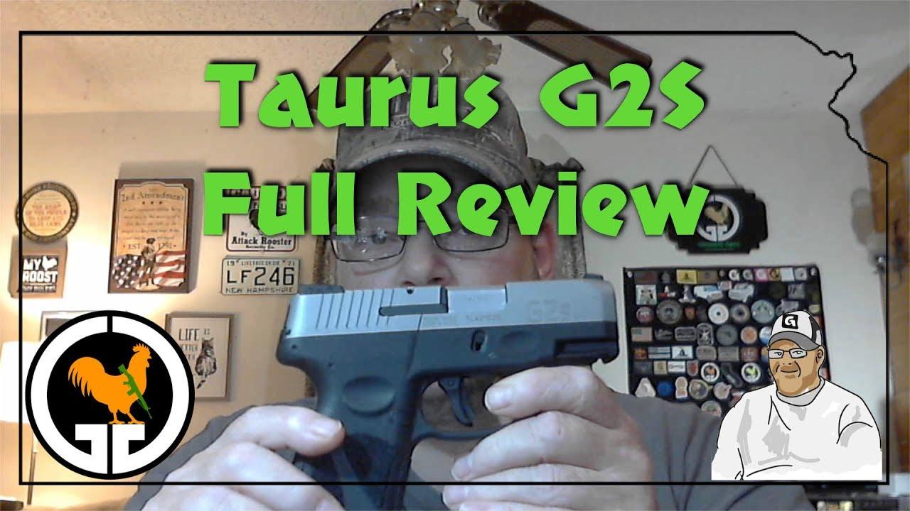 Taurus G2S Full Review