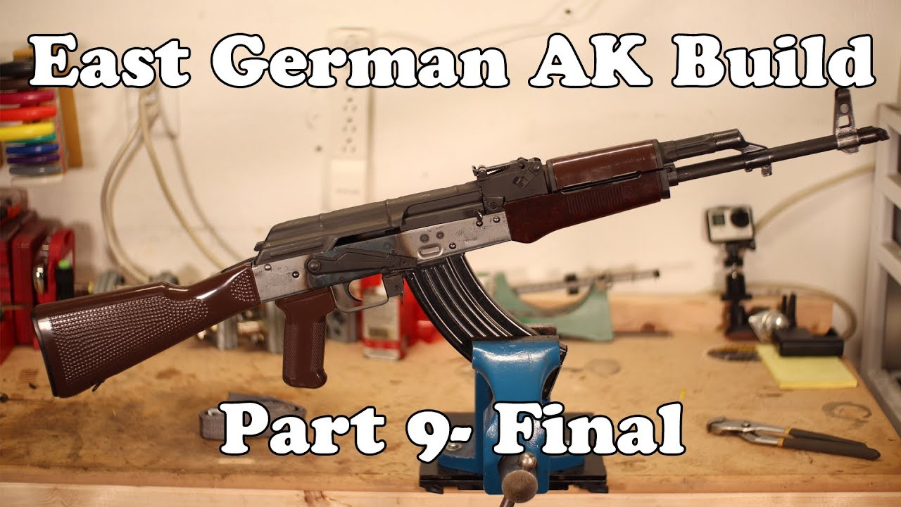 AK Build- Part 9- Final