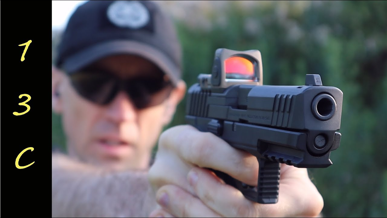 IWI Masada ORP Review - Optics Ready Pistol