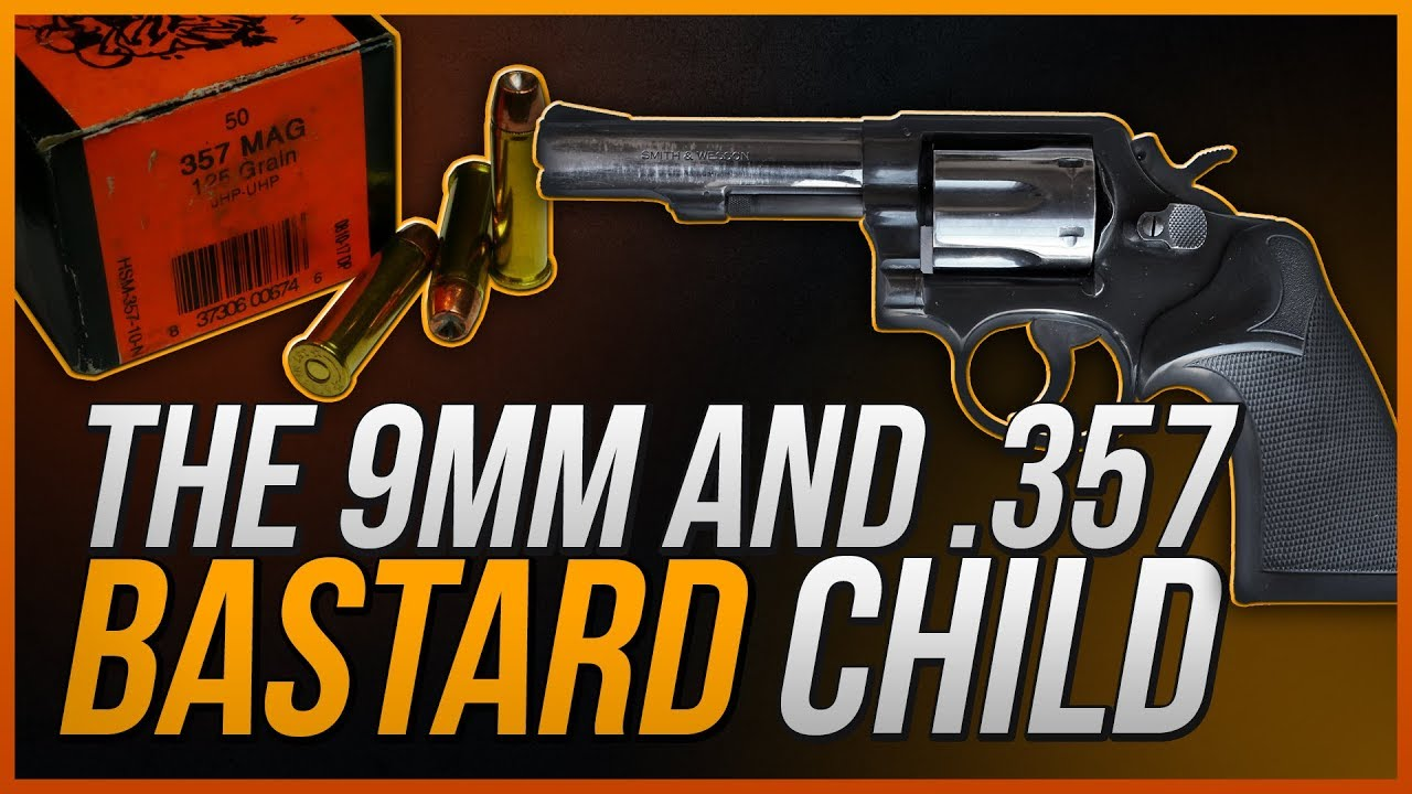 The Bastard Child Of 9mm And .357 Mag:HSM 125 gr UHP Gel Test