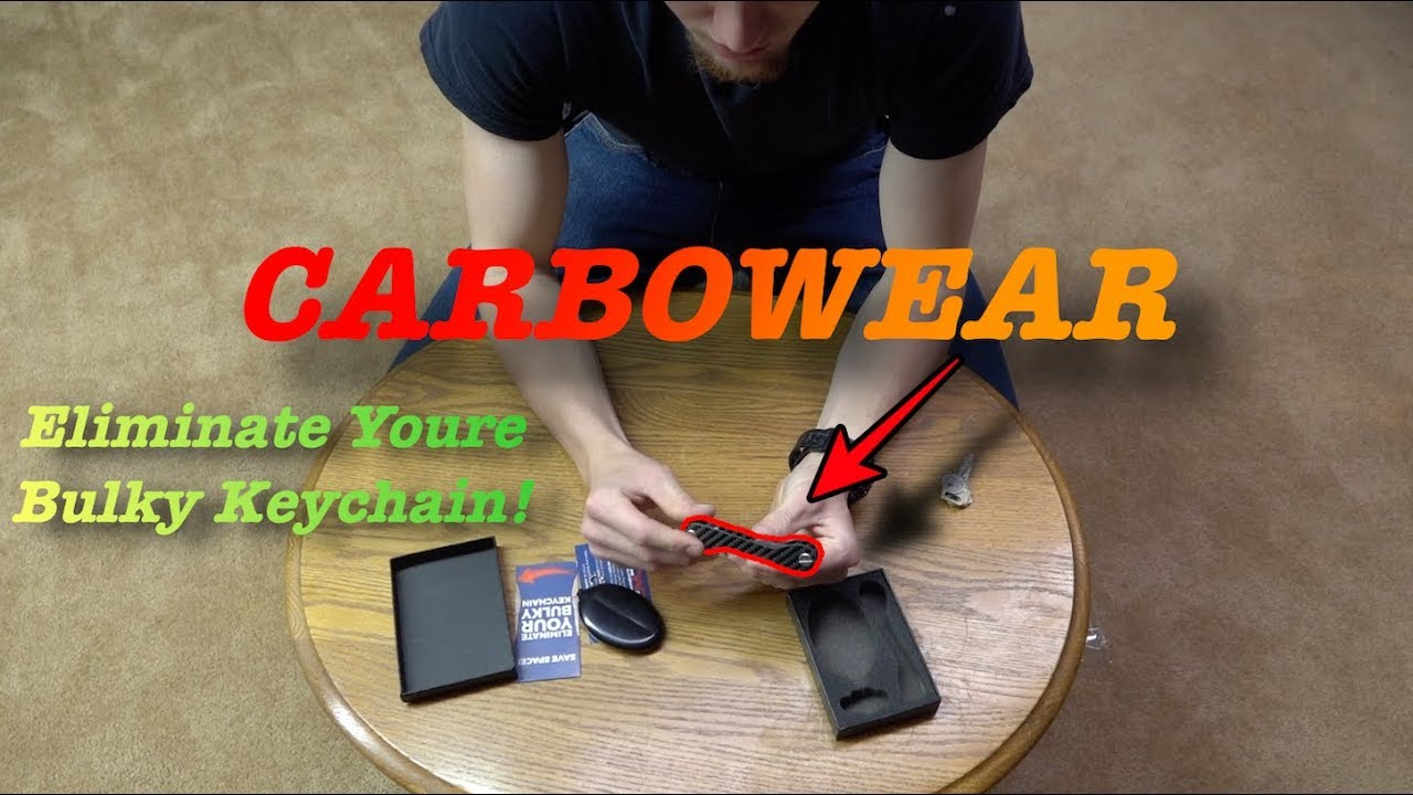 Carbowear Unboxing and setup - The Why Not Guys