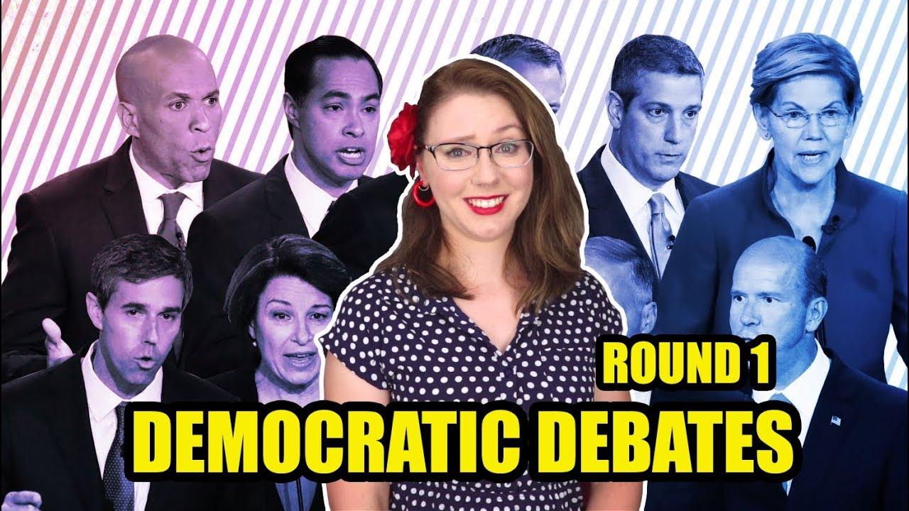 Democratic Debates: Round 1 | Recap & Response