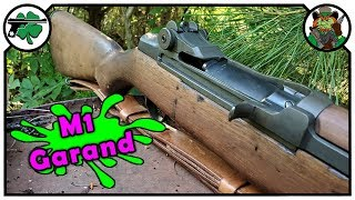 M1 Garand 30-06 - July 2019 Patreon Lawn Chair Pop Replay (5:15 Time Stamp)