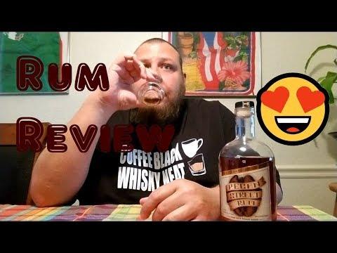 Rum Review 001 - Pecan Street Rum - Spirit of Texas Distillery