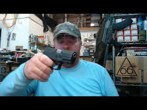 Taurus G2C 9mm Pistol Break In & Dry Fire : Viewer Question